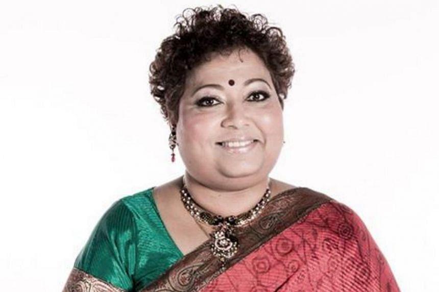 Popular radio and TV personality Bamah Balakrishnan died on Wednesday morning.