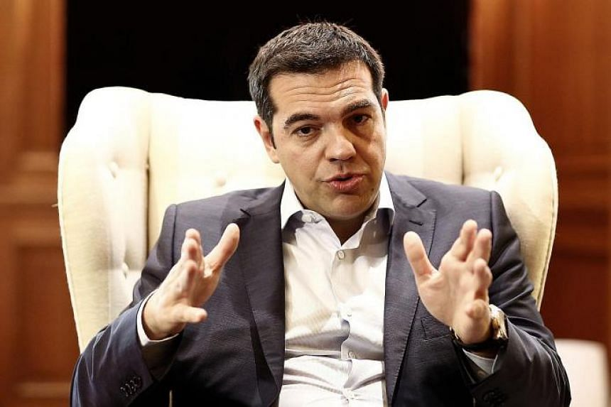 """The time has come for the IMF's proposals to be judged not just by us but especially by Europe,"" Greek Prime Minister Alexis Tsipras told his leftist Syriza party parliamentary group yesterday, two days after the failure of debt talks with the IMF a"