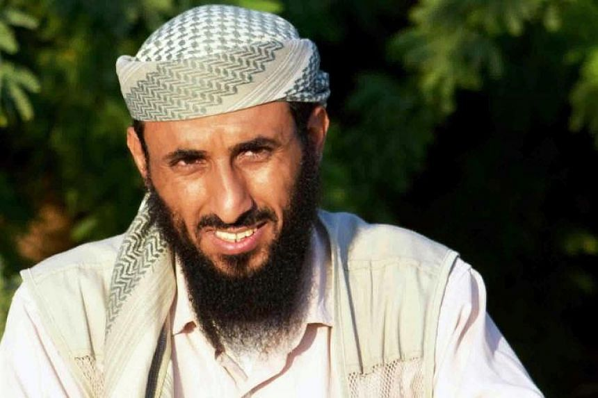 A 2012 photo of Al-Qaeda in the Arabian Peninsula chief Nasser Al-Wuhayshi, whose death was reported by the terror group.