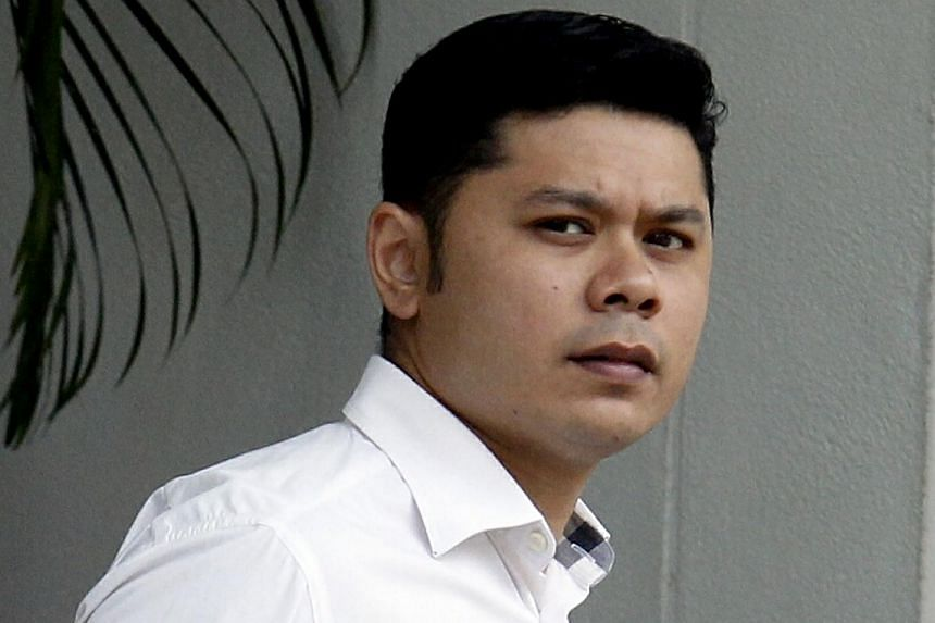 Muhamad Al-Hafiz Nordin, 31, was jailed for four weeks for maid abuse.