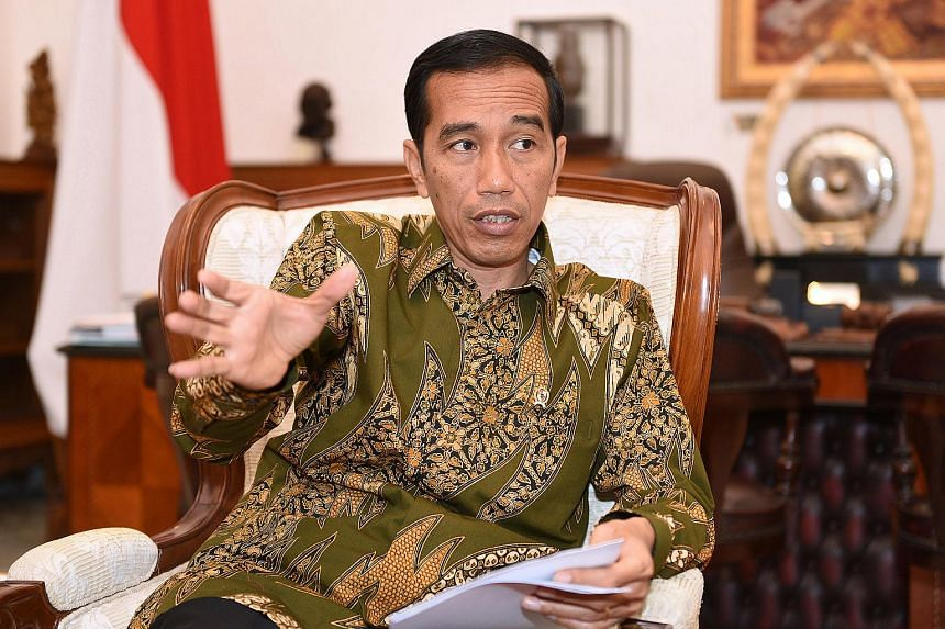 Mr Joko was elected with the hope of hastening infrastructure development, but there has been little real progress.