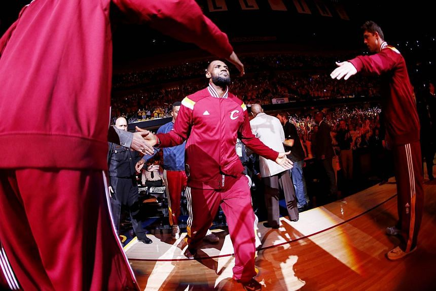 LeBron James is counting on home support and his talents to fend off the Golden State Warriors in Game 6 and tie the series at 3-3.