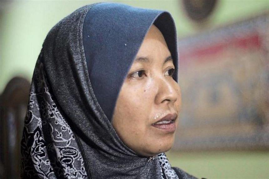 Ms Habibah Baharum (pictured), 43, said she last saw Mr Muhammad Aiman Shafiz at the Shabab Perdana bus station in Alor Setar on May 27, 2015.
