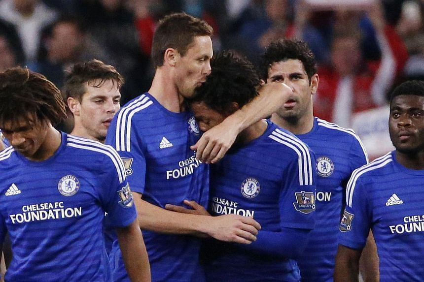 Chelsea will start the defence of their English Premier League title with a home game against Swansea when the 2015/16 season gets under way on Aug 8.