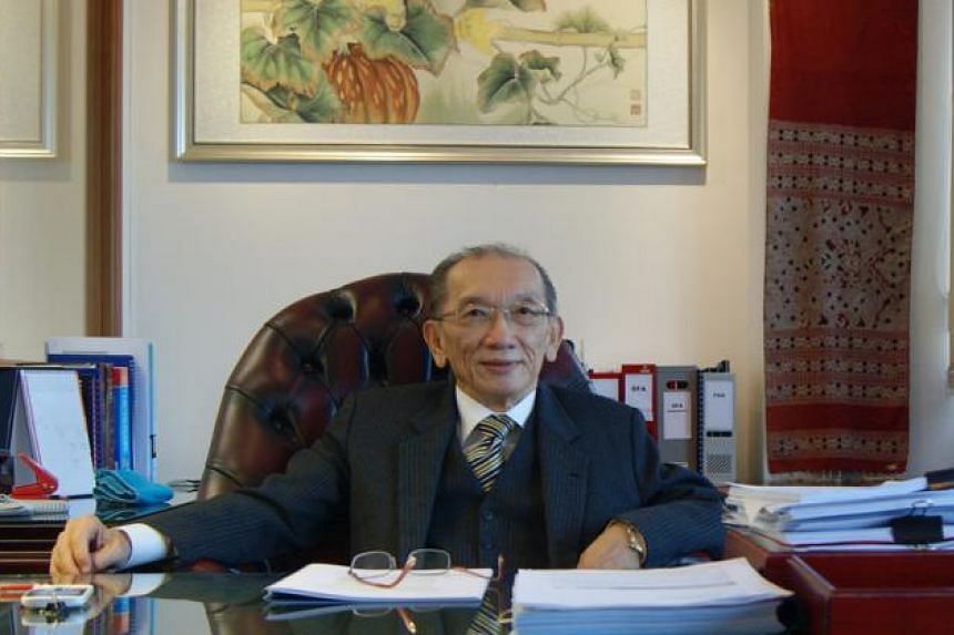 Lawyer Tan Sin Liang writes about matters where he feels some wrong has been committed and the public needs to know about it. -- PHOTO: COURTESY OF TAN SIN LIANG