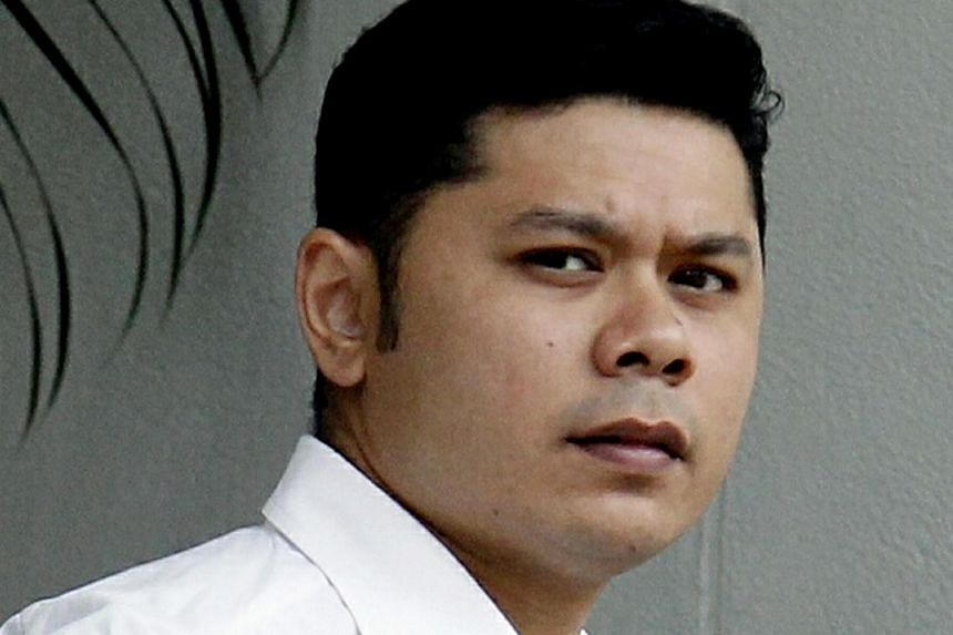 Al-Hafiz slapped his maid for using the wrong rag and hit her on the head because his toddler's bottle steamer had a stain.