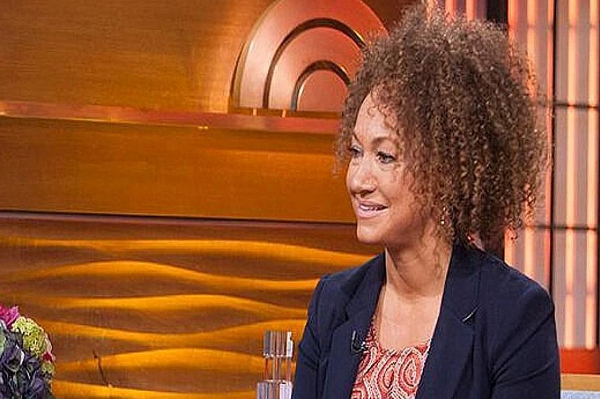 Ms Rachel Dolezal, whose parents are white, has served for years in a black community.
