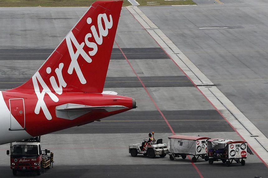 Shares in AirAsia Bhd rose as much as 5.9 per cent in early trade on Thursday, the day after the Malaysian budget carrier said its accounting practices were solid.