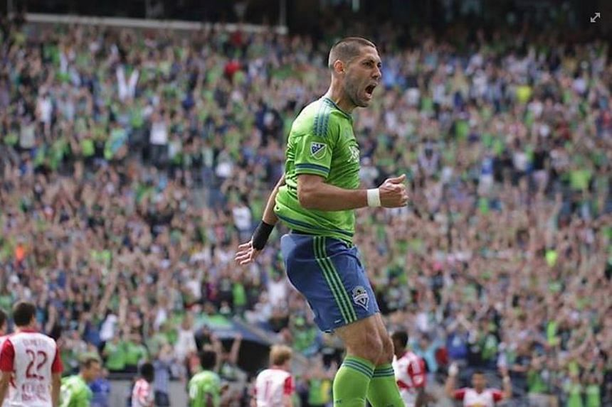Clint Dempsey's bout of ref rage could see the USA captain miss the Gold Cup.
