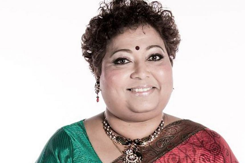 """""""We have lost a good deejay with a great voice."""" — Radio listener Prema Latha, on Oli 96.8FM deejay Bamah Balakrishnan (above), who hosted many Tamil radio and television programmes and was well known in the Indian community"""