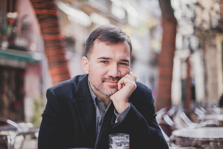 Marco Polo – The Trilogy, written by Spanish composer-conductor Luis Serrano Alarcon (above), will be performed by musicians including brothers Govin and Krsna Tan, on the tabla and sitar, and The Philharmonic Winds.