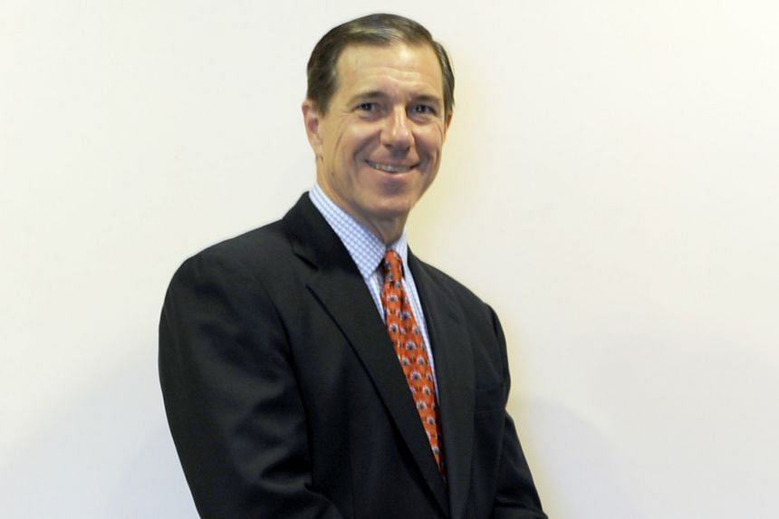 Investment banker Michael Dee