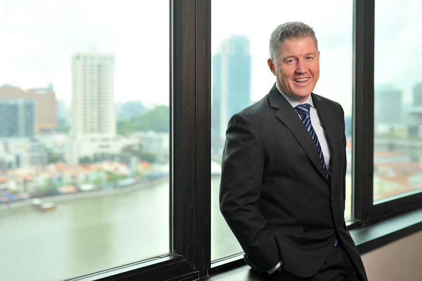 Singapore is central to TH Real Estate's growth agenda for the region, says Mr Chris Reilly, its managing director for the Asia-Pacific. The firm is also keen to invest in the retail sector here.
