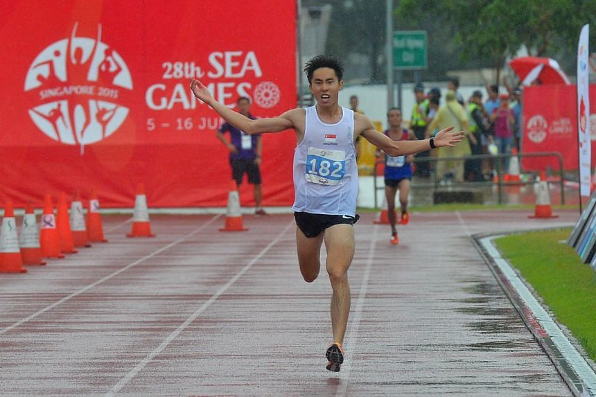 Soh Rui Yong will have to slash more than nine minutes off his personal best time to qualify for the Rio Olympics. He aims to train full-time after he finishes his studies in December, with plans to undergo a high-altitude stint in Arizona. But he