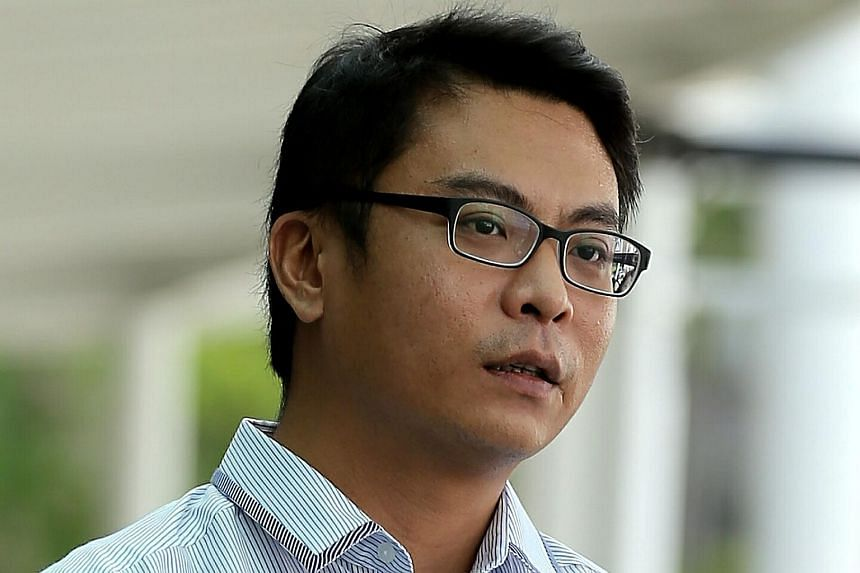 Toh Cheng Yang, 36, was sentenced to five years' jail and banned from driving for 20 years.