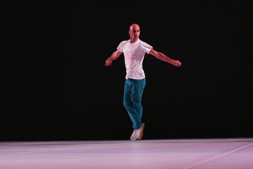 Brazilian dancer and choreographer Cristian Duarte.