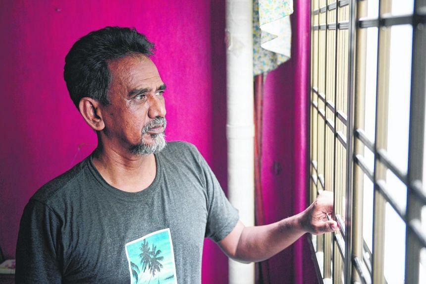 Mr Ayoub Ahmat said he had considered scrapping the family's Toyota Wish as it brought back painful memories of his son.