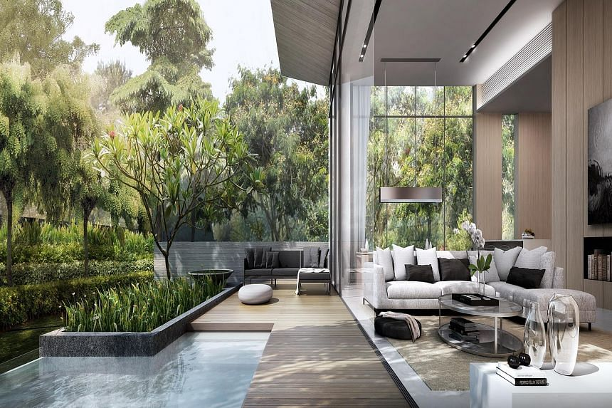 While mass market home sales have plummeted, the luxury market is showing signs of bottoming out, with renewed interest in the segment. Sales in the core central region rose 73 per cent month-on-month in May. Price corrections are attracting some buy