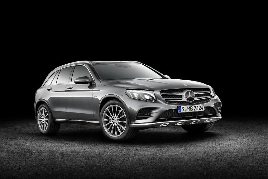 Mercedes-Benz GLC.