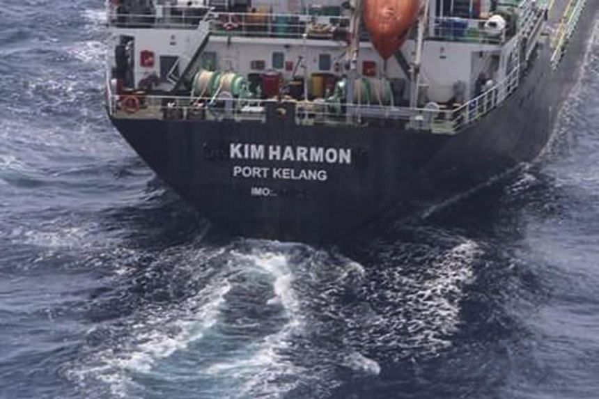Oil tanker MT Orkim Harmony and 21 crew members arrived at Kuantan Port on Saturday morning, days after the vessel was hijacked while on its way from Malacca to the port.