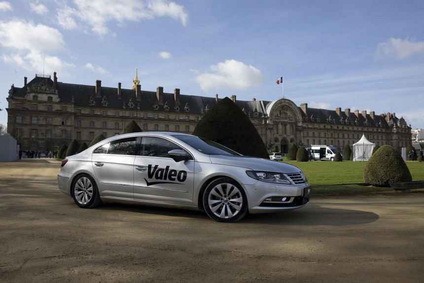 Despite the advent of self-driving cars such as Drive4U, by French car-parts maker Valeo and Safran, a French maker of aerospace, defence and communications systems, their place in the real world is still uncertain.