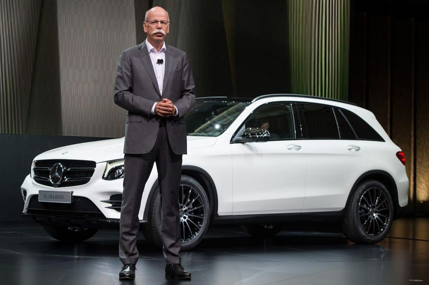 "Daimler boss Dieter Zetsche, launching Mercedes- Benz's new cross country vehicle GLC 350e 4matic on Wednesday, had declared 2015 the ""year of the SUV""."