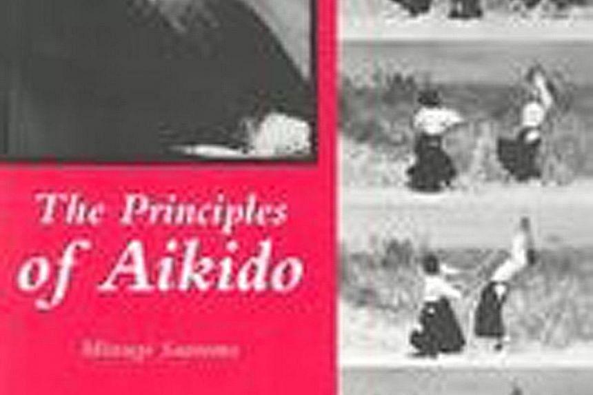 The Principles Of Aikido by Mitsugi Saotome ($40.27, 1989, Shambhala Publications – US).