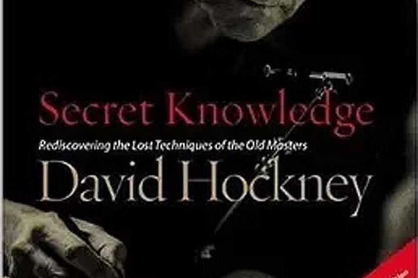 Secret Knowledge (New And Expanded Edition): Rediscovering The Lost Techniques Of The Old Masters by David Hockney ($68.58, 2006, Studio – US).