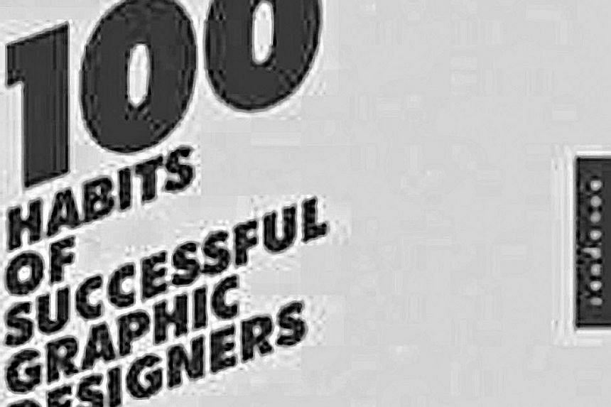 100 Habits Of Successful Graphic Designers: Insider Secrets From Top Designers On Working Smart And Staying Creative by Josh Berger, Plazm and Sarah Dougher ($38.10, 2005, Rockport Pub – US).