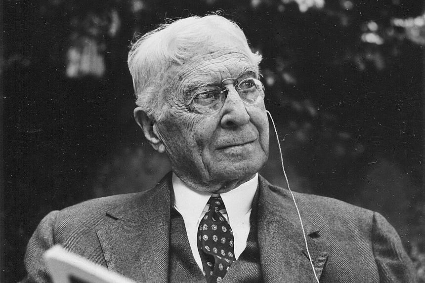 Presidential adviser Bernard Baruch was called the Park Bench Statesman because he often discussed politics while sitting on a park bench.
