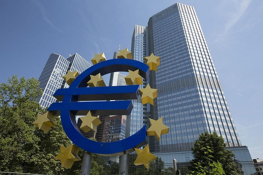 The European Central Bank will continue its bond-buying programme, at a rate of 60 billion euros (S$90.9 billion) a month, until at least next September.