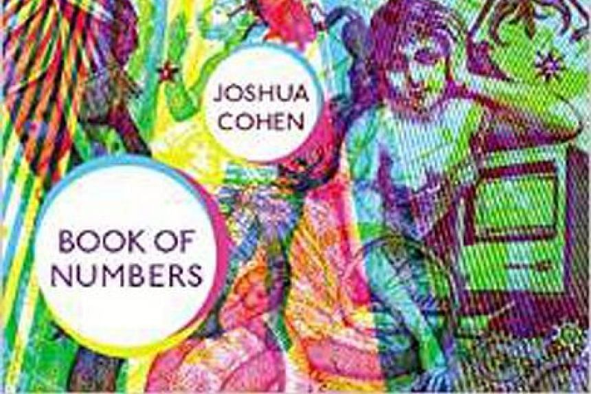 The basic principles behind everyday devices provided the spark for Joshua Cohen's novel, Book Of Numbers.