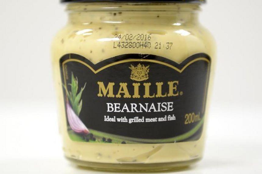 Maille Bearnaise Sauce.