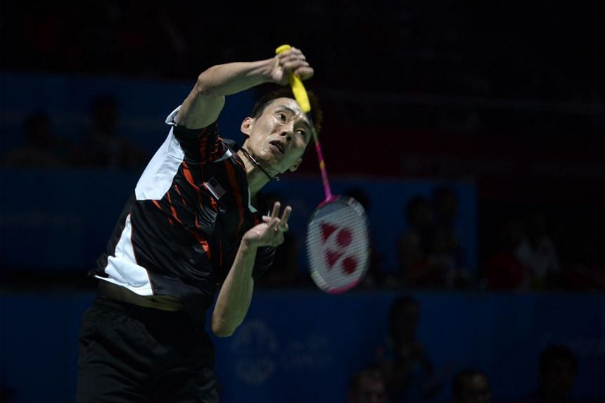Former world number one Lee Chong Wei won the US Open on Sunday to claim his first title since returning from an eight-month doping ban.