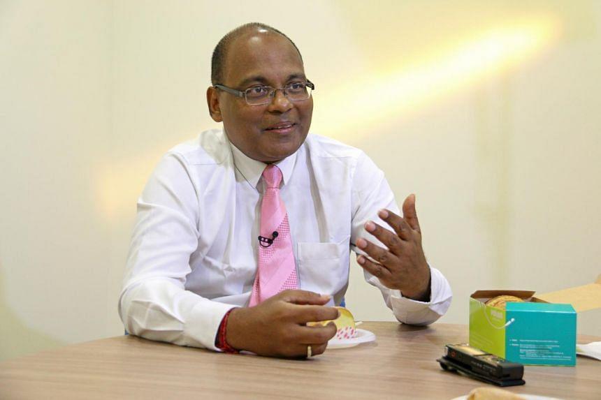 Terrorism expert Rohan Gunaratna on reforming detained terrorists and preventing relapses. - ST PHOTO: KEMBURAJU THANGARAJAN