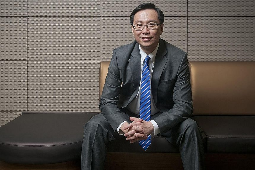 An economist by training, new chief operating officer Lincoln Teo takes on the same duties as the current managing director, who is retiring.