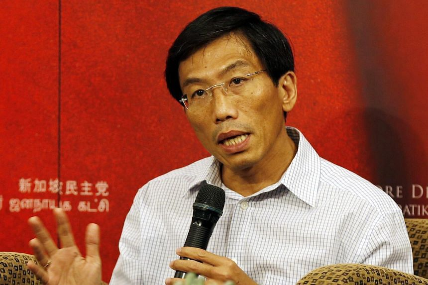 Dr Chee Soon Juan has cited three issues his party will campaign on in the next general election: cost of living, CPF Minimum Sum, and the country's growing population.