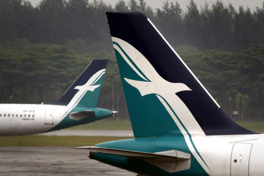A SilkAir plane was forced to make an emergency landing in Haikou on June 23 due to a typhoon.