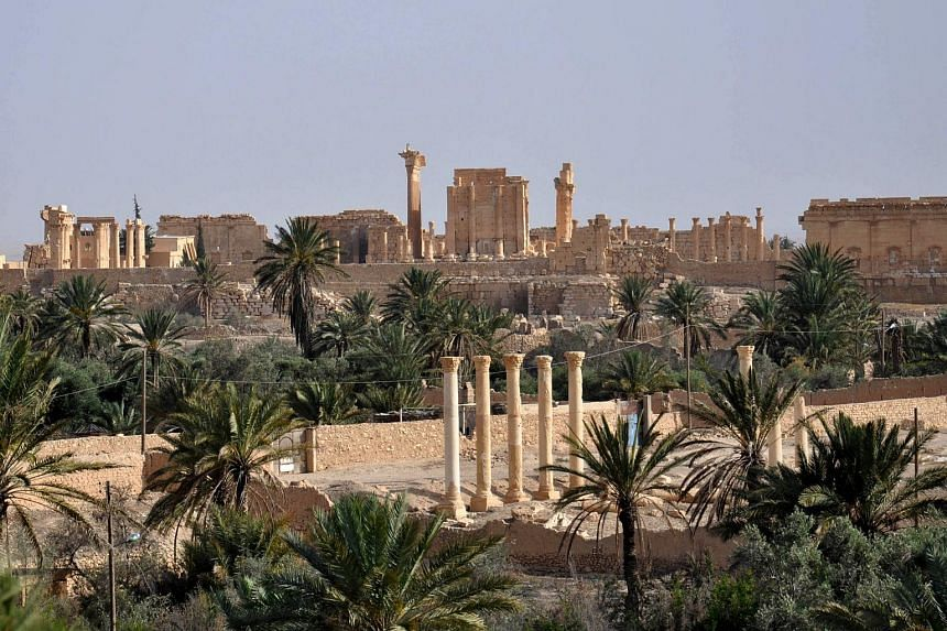 Islamic State in Iraq and Syira (ISIS) fighters have destroyed two ancient Muslim mausoleums in the historic Syrian city of Palmyra, the country's antiquities director said on Tuesday, June 23, 2015.