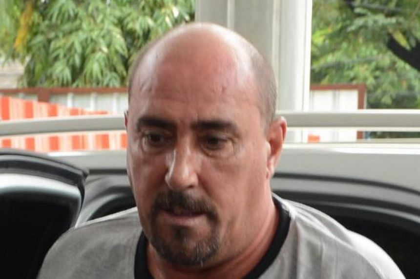 French drug convict Serge Atlaoui was nabbed in 2005 in a secret drug factory outside Jakarta.