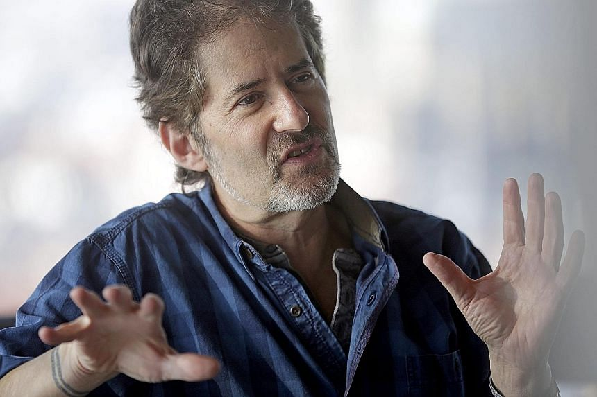 James Horner in a 2013 photo.