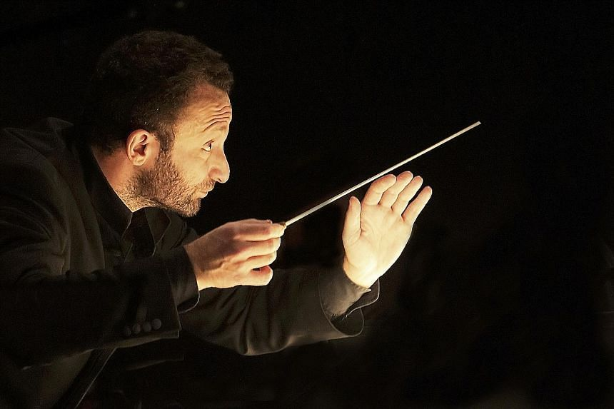 Kirill Petrenko (left) has won fans wherever he has conducted, and has become known for his exacting standards.