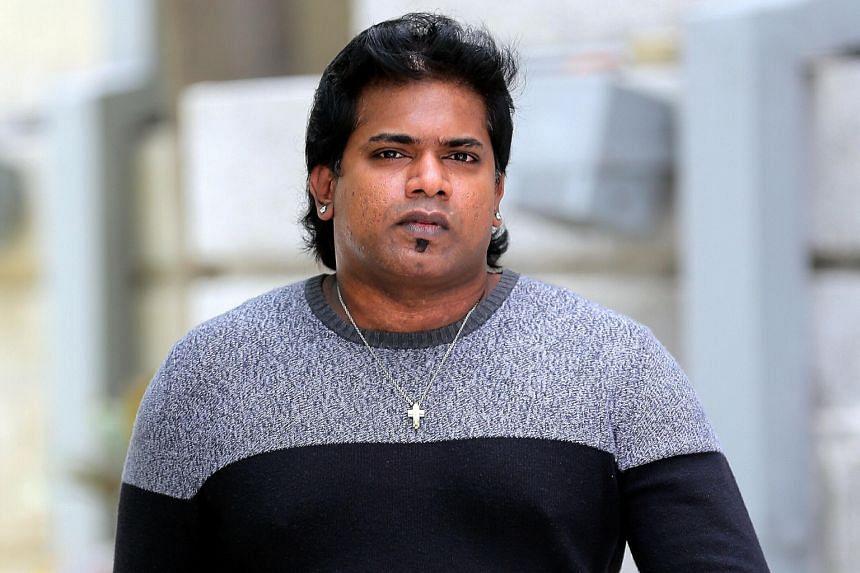Raja Morgan Chelliah (above), who harboured Wilson Raj Perumal, was jailed 34 months.