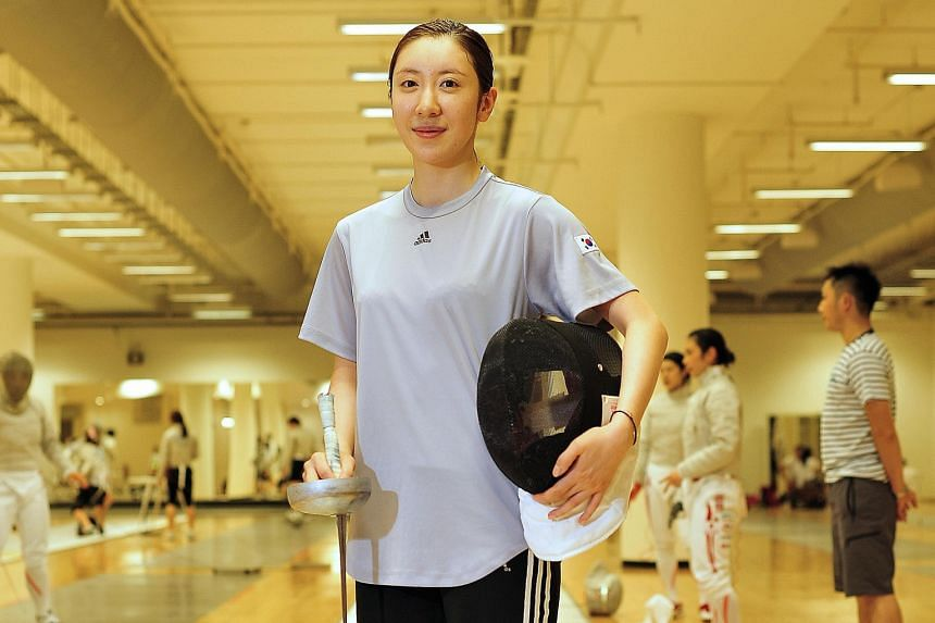 Shin A Lam will be eager to impress at the Asian Fencing Championships in the run-up to next year's Olympics. Her strongest foe is likely to be China's Sun Yujie who won gold in the Asiad.