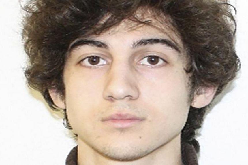 Boston bomber Dzhokhar Tsarnaev.