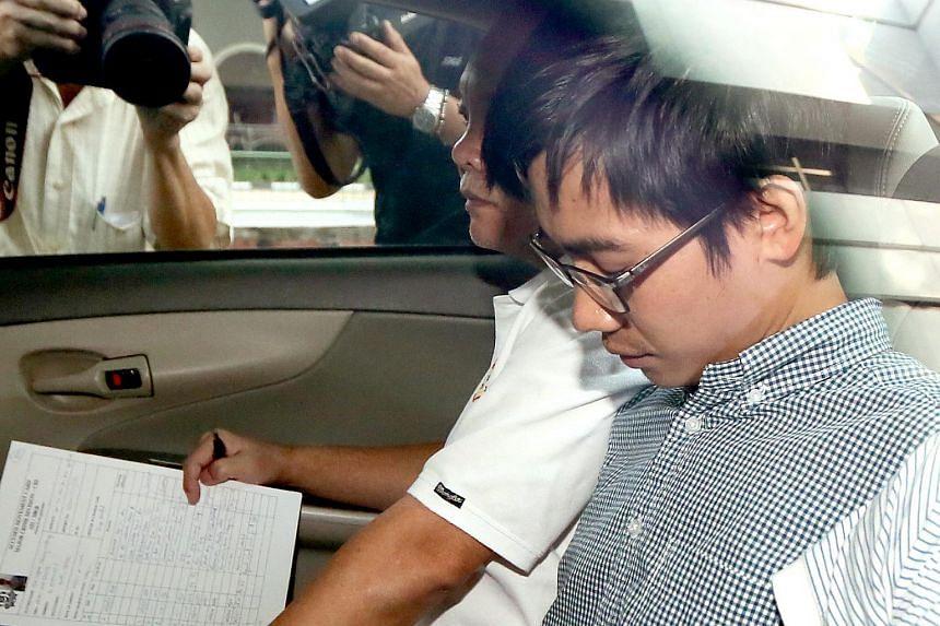 Yae Wynnt Oaung, 32, being taken to court.