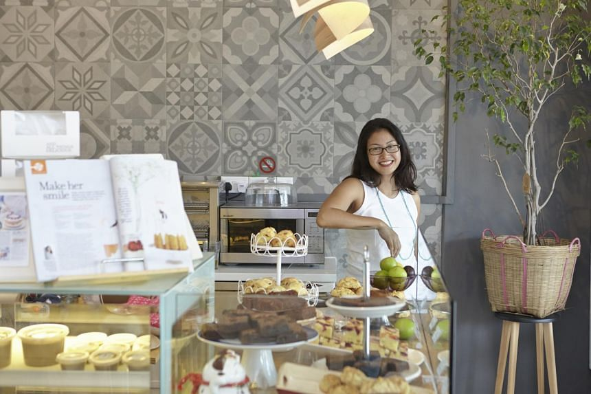 Mrs Dewi Imelda Wadhwa Above Owner Of And All Things Delicious Bakery