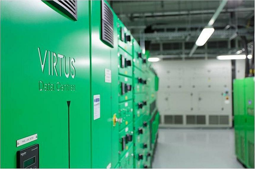 """British company Virtus Data Centres has been called """"one of the most innovative data centre providers around""""."""