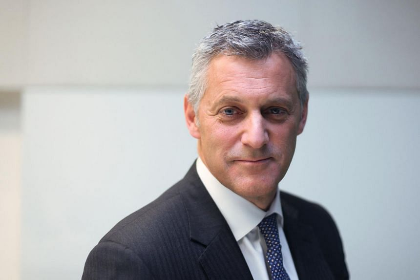 Standard Chartered chief executive officer Bill Winters, who assumed his post on June 10.