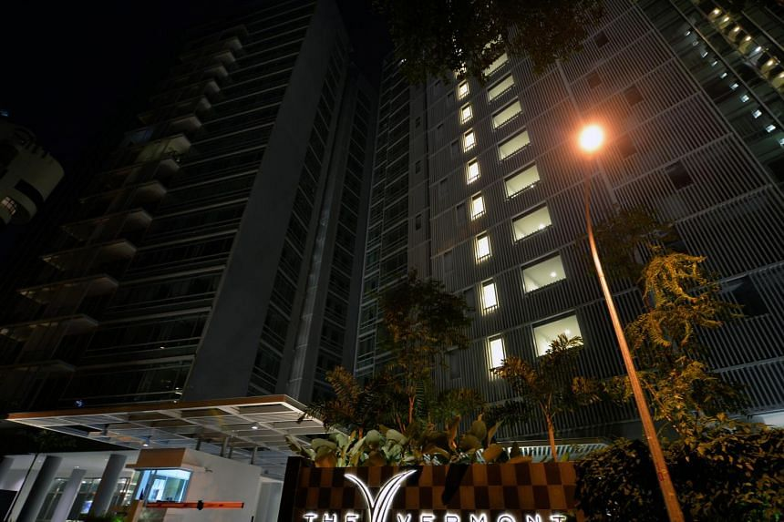 The Vermont on Cairnhill at Cairnhill Rise.